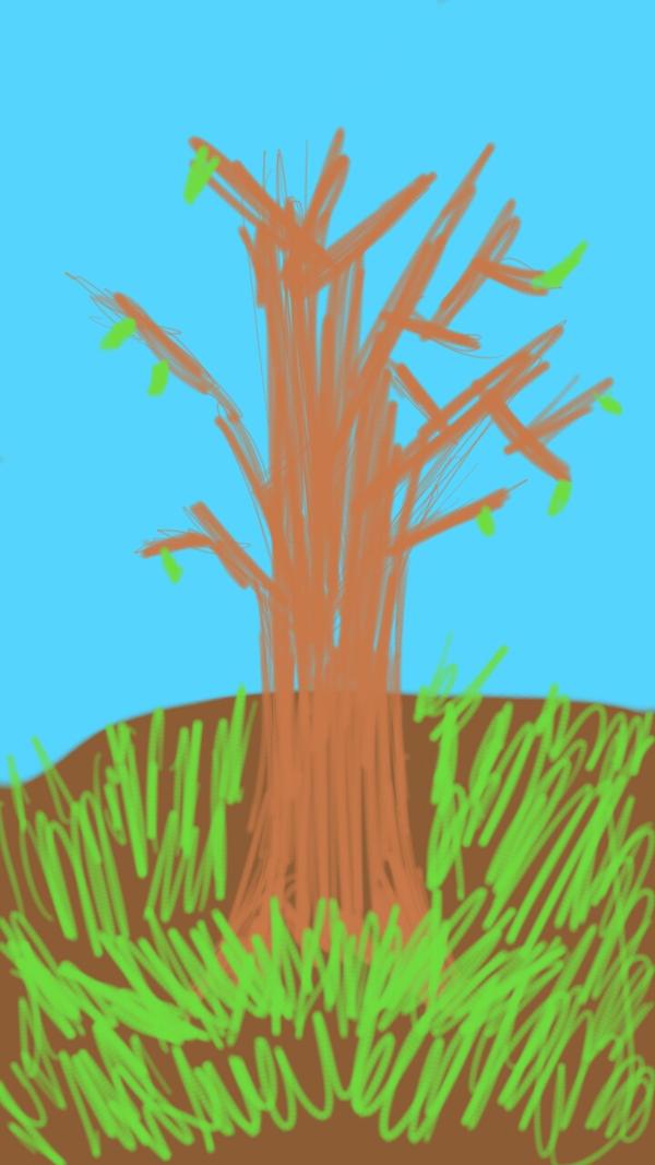 Tree by tmprlillsns