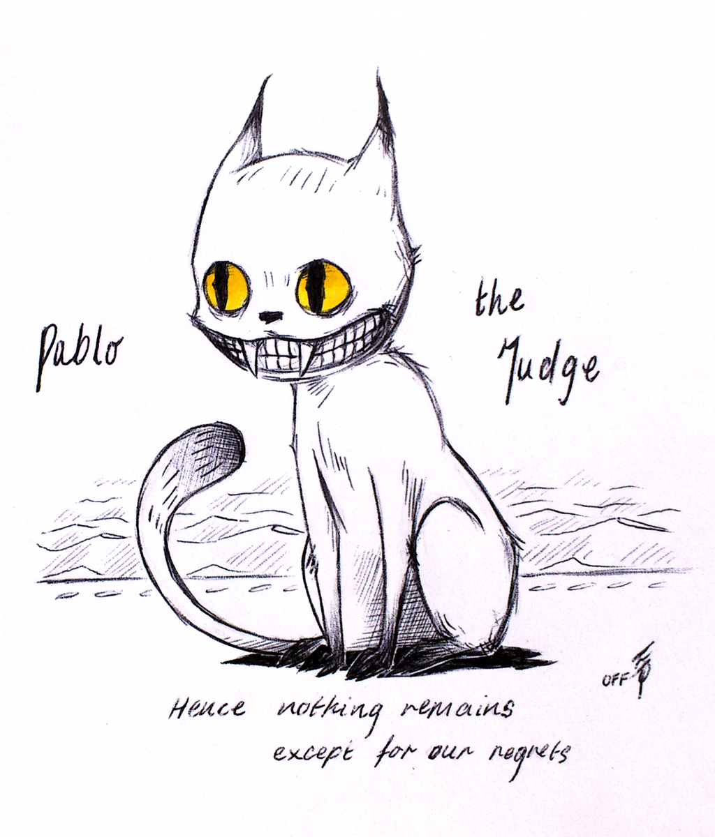 pablo the judge by venterry on deviantart