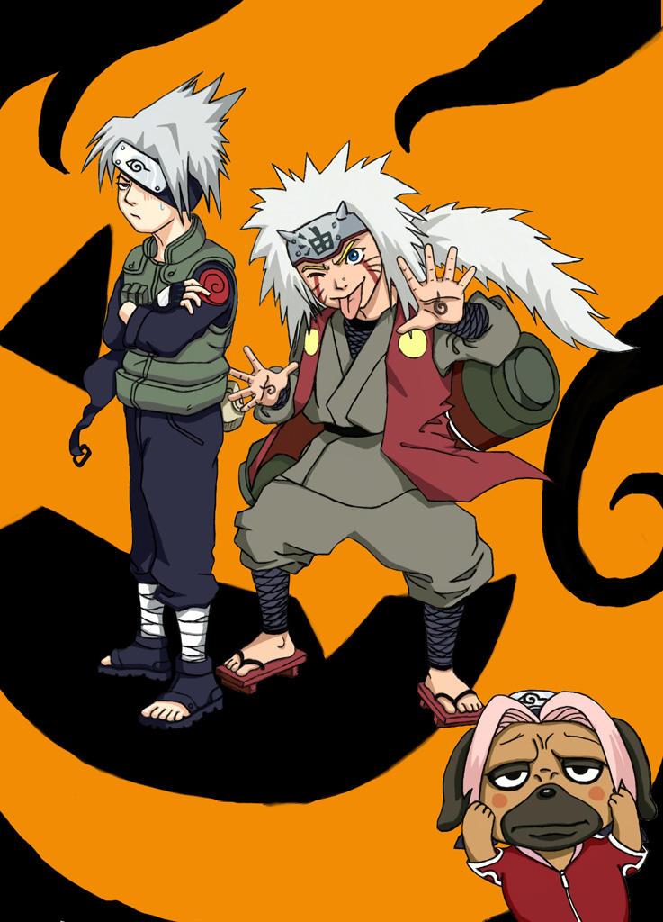 Naruto Halloween Naruto Halloween by
