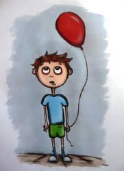 Balloon mystery by AshBob87