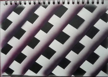 Airbrush stripes by AshBob87
