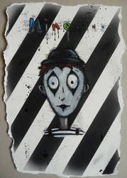 Mime design by AshBob87