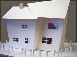 Crooked House model