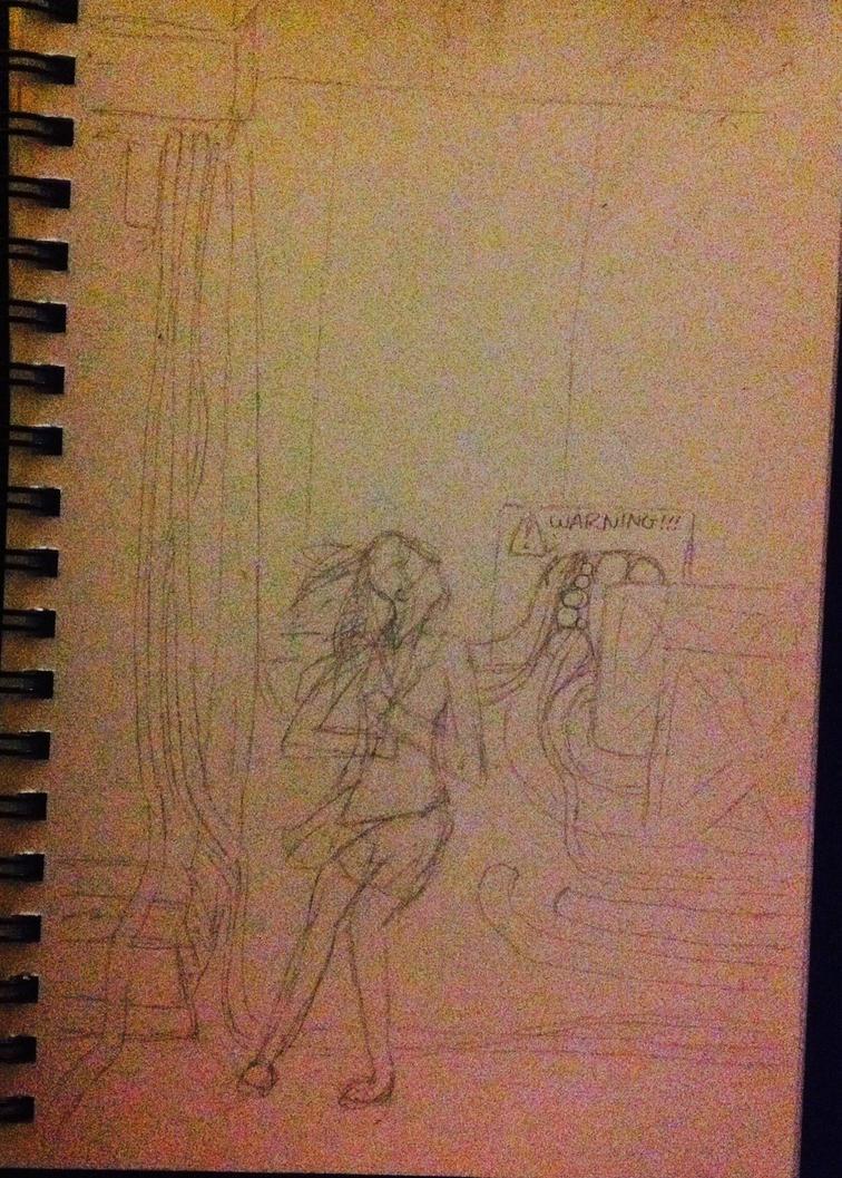 Fan sketch 1 by 1000thsummer