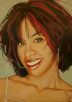 Kelly Rowland by MLBOA