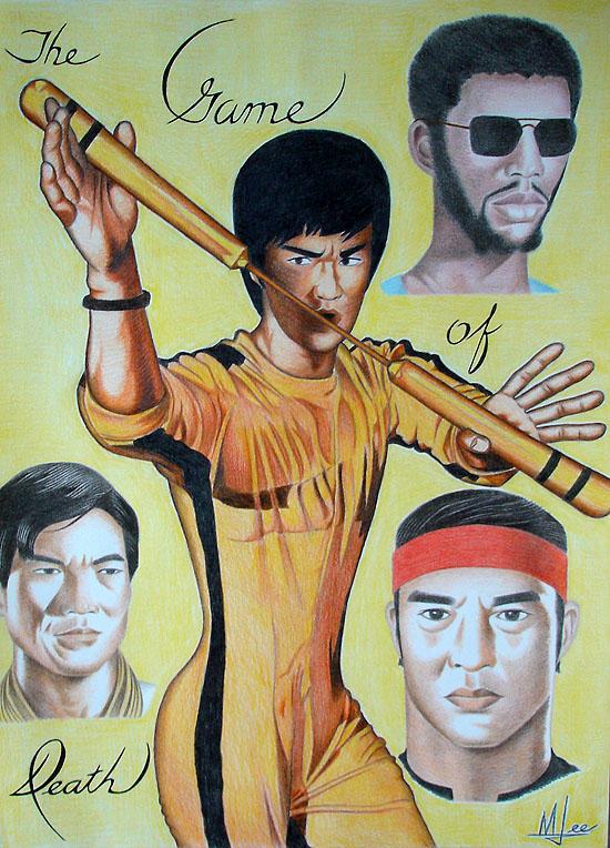 Bruce Lee GOD by MLBOA