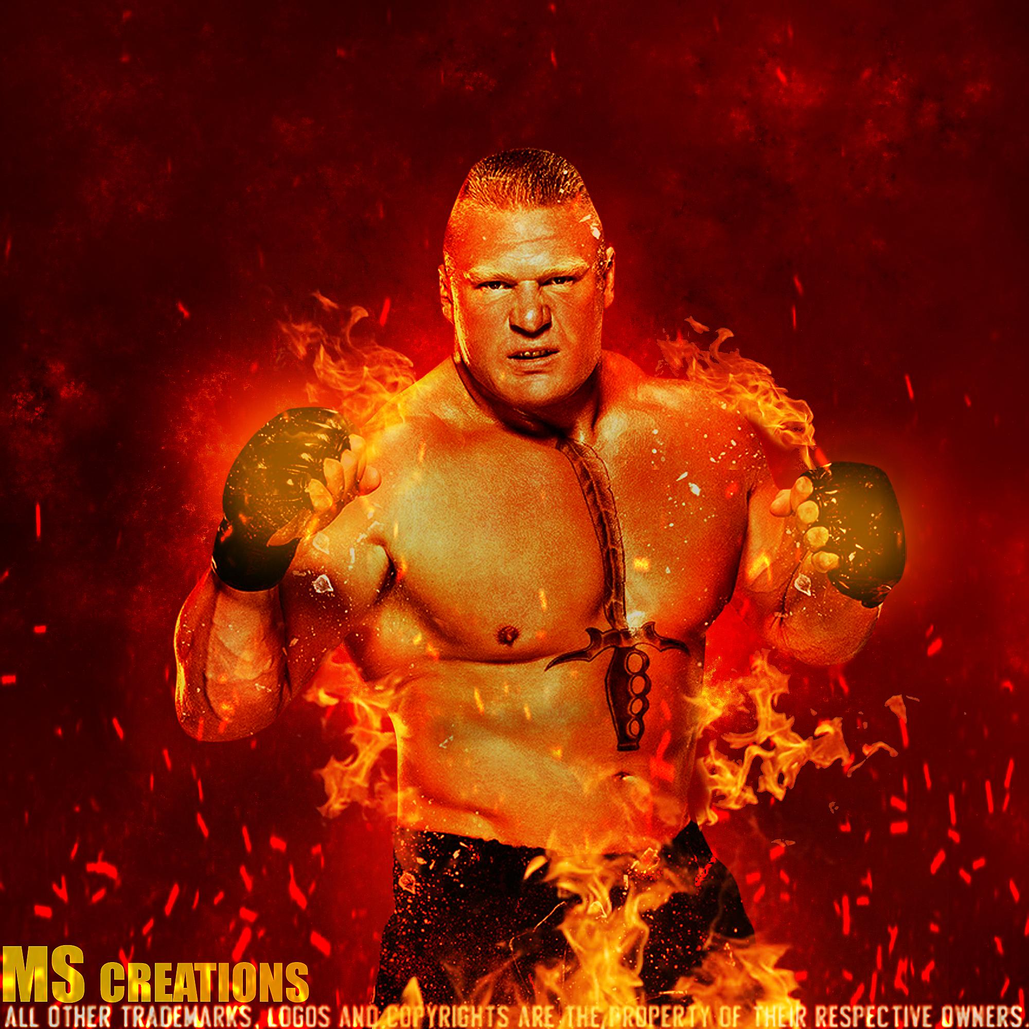 Brock Lesnar Wallpaper By Siddcrash On Deviantart