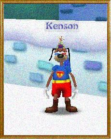 KensonToontown by Kcmartz