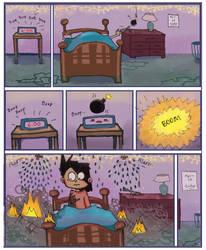 April Fools comic pg 1