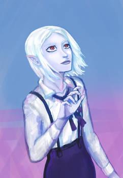 A.T. Vampire Girl