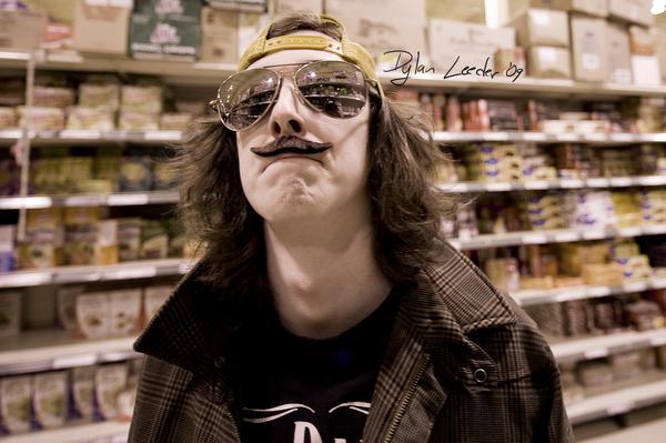 Mustache by ItsDylan