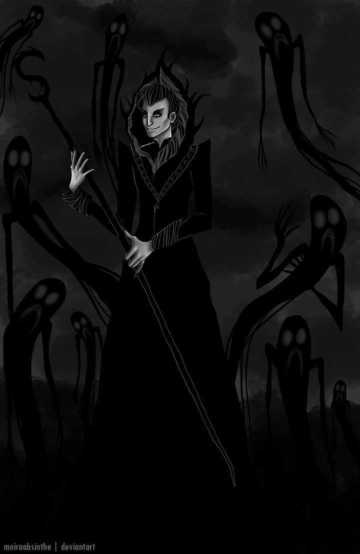 .the nightmare king.