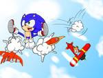 Sky chase zone