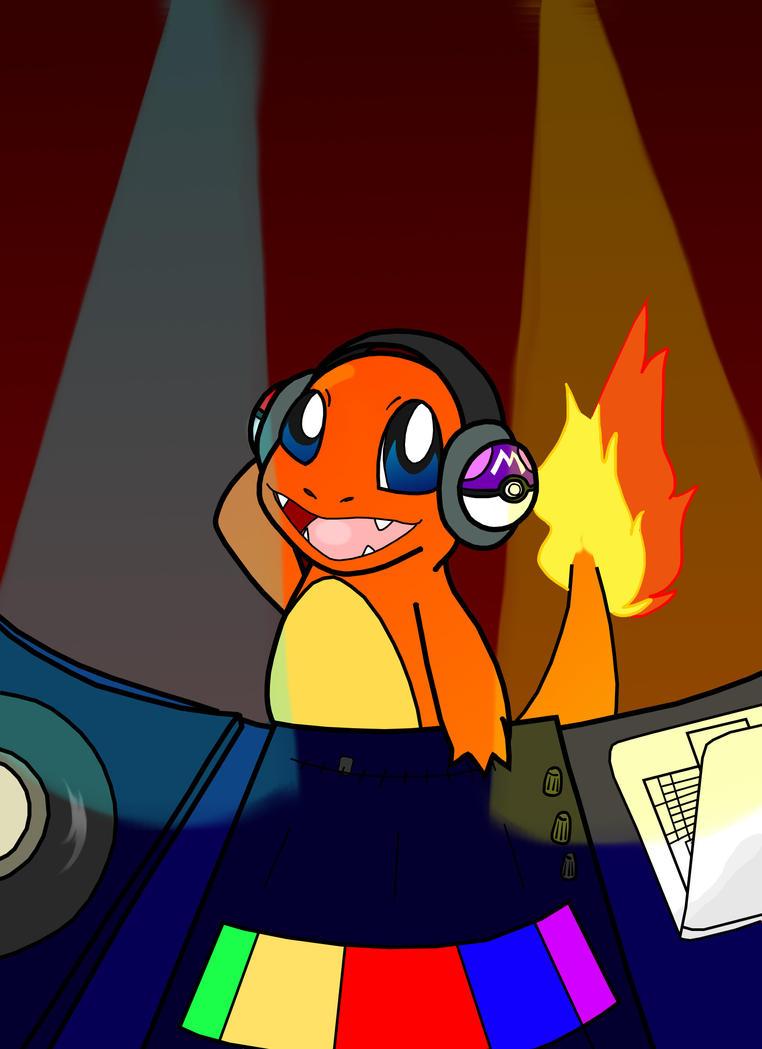DJ Cinders by Retro-Eternity