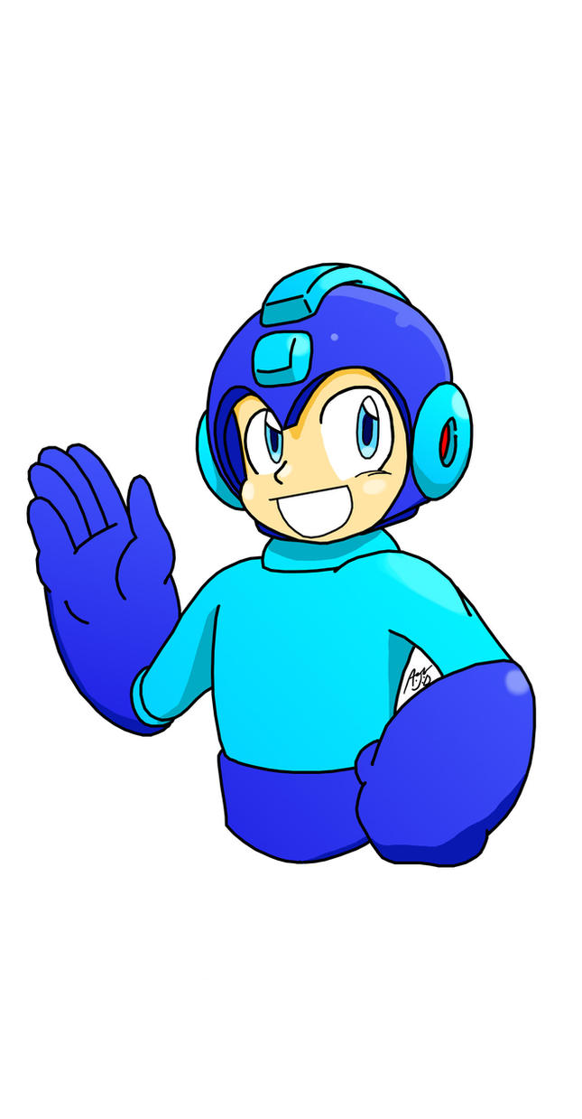 Megaman: Classic by Retro-Eternity