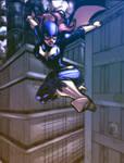 Batgirl Now In Technicolor