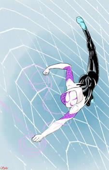 Gwen Stacy Spider-Woman