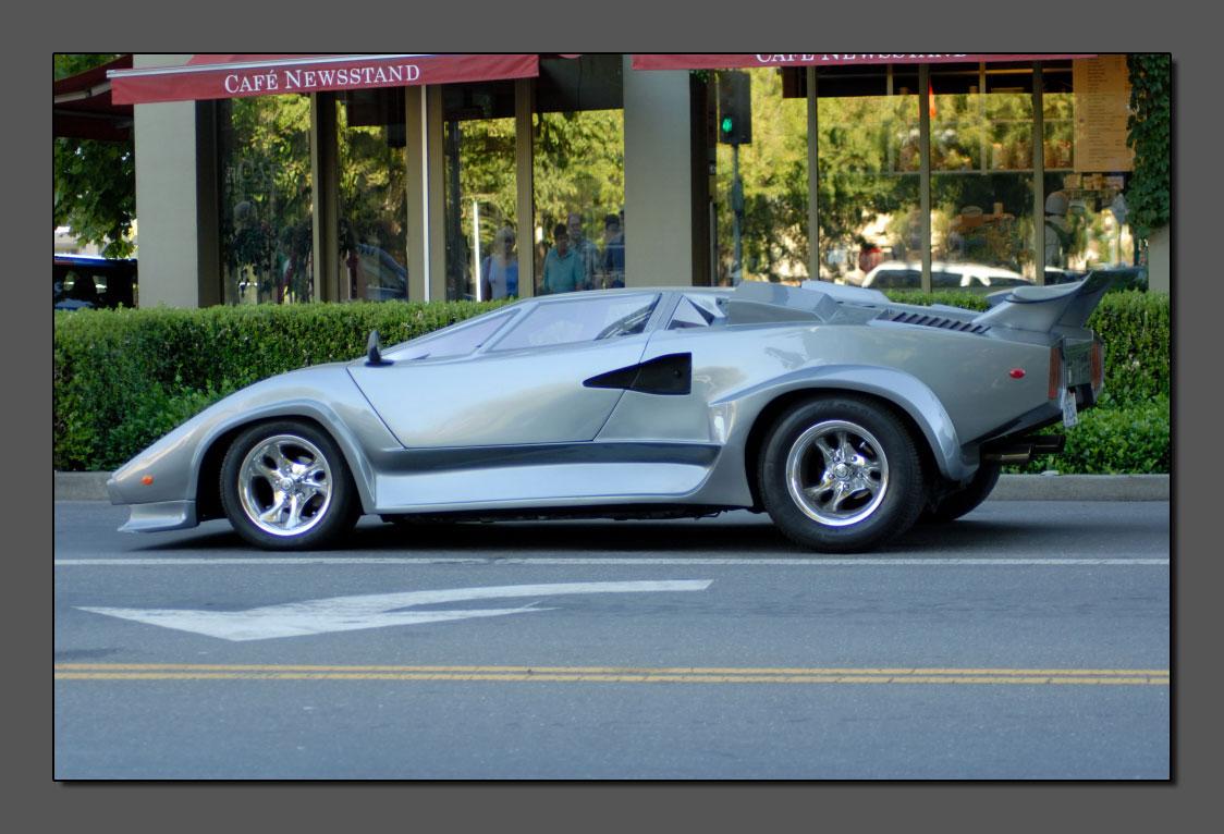 Lamborghini Countach by KalkmanPhotography