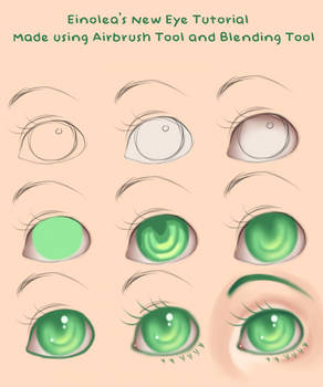 New Eye Tutorial