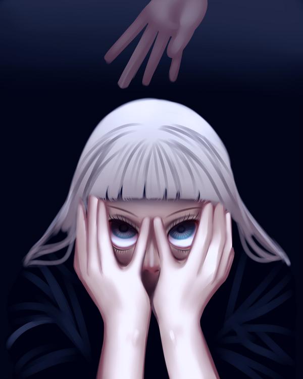 Anxiety Disorder by Einoa on DeviantArt