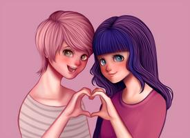 Little Thing Called Love by Eineko