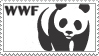 WWF Stamp by Half-N-Half