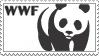 WWF Stamp by Half-N-Half