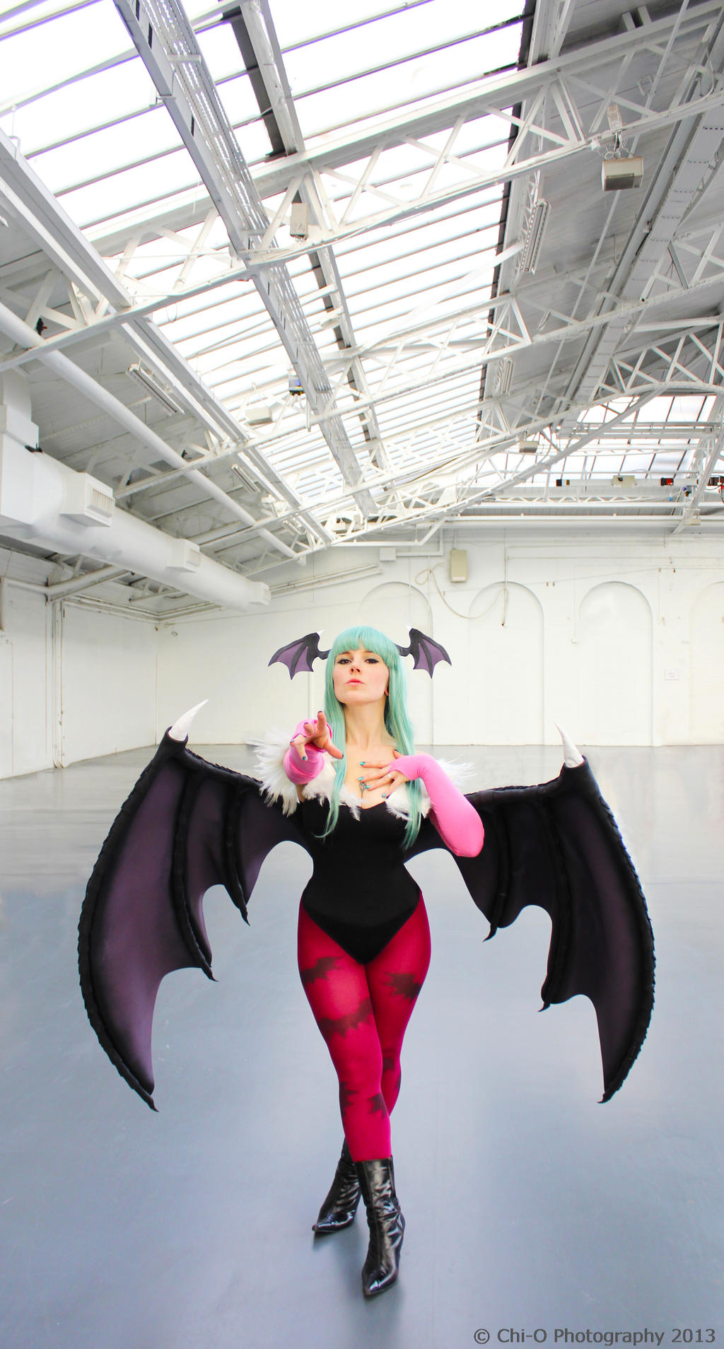 Morrigan 005 by Masubiii