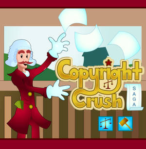 Copyright Crush Saga