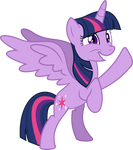 Twilight, a little too happy