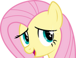 Fluttershy the singing star