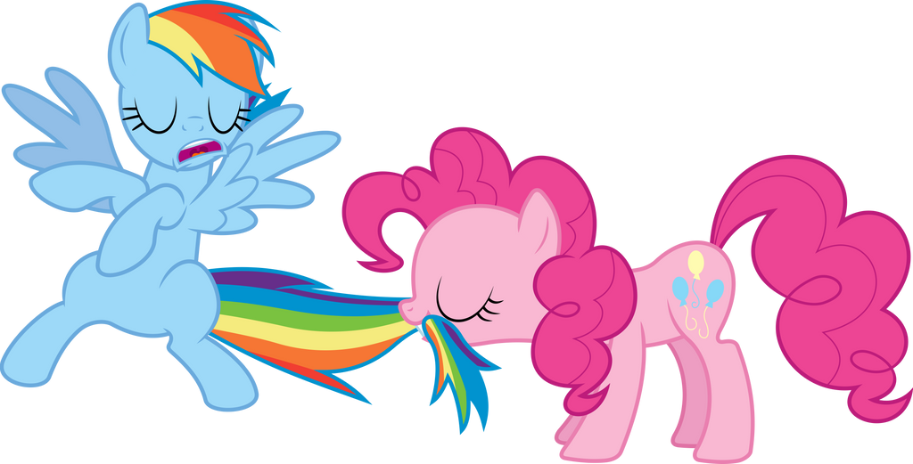 rainbow dash pinkie foot - photo #31
