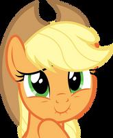 Constipated Applejack by dasprid