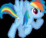 Rainbow Dash Panicked by Jeatz-Axl on DeviantArt