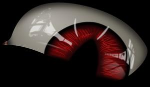 Vector experiment: Realistic Eye
