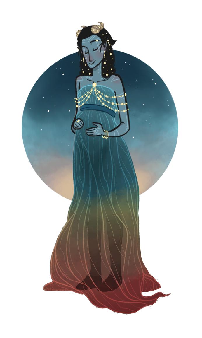 Jotun Loki: Preggers by SFWH