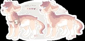 soft wolf adopt - closed