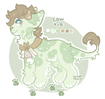 free cow kiamara adopt - winner up!