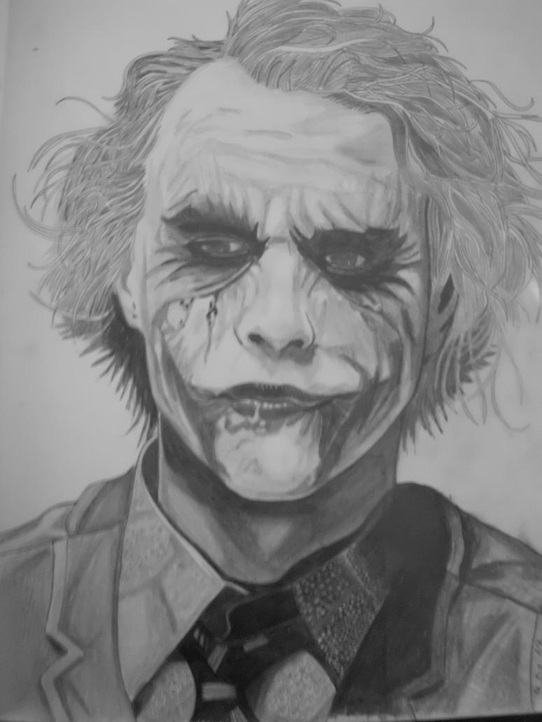 The Joker by Jsfanatic