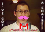 Markiplier mustache!!!
