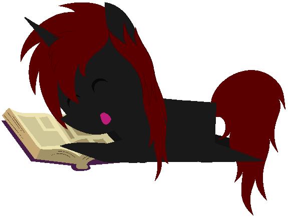 Books. Always books. by Caro-Kitty