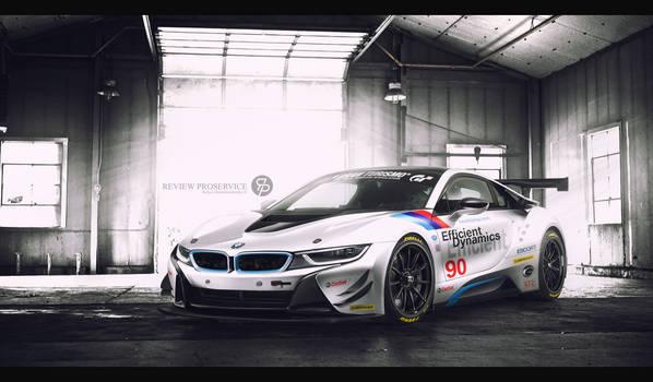 BMW i8 GT2