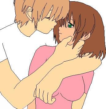 Akihisa and Yuuko by imyouknowwho