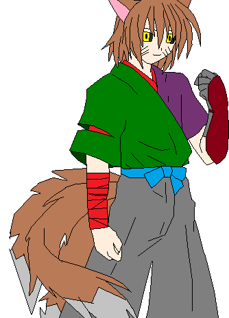 Akihsia kitsune by imyouknowwho