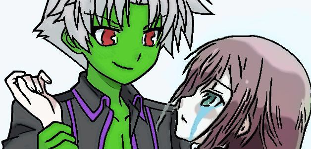 Yuuko's nightmare Forever Green! by imyouknowwho