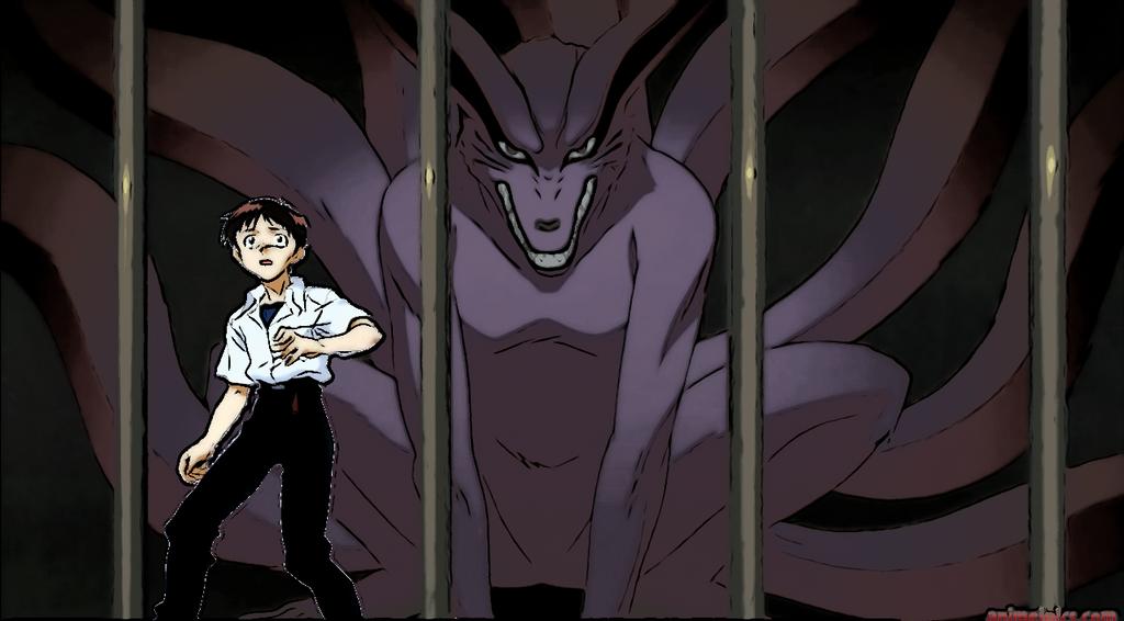 Shinji the  Jinchuriki by imyouknowwho