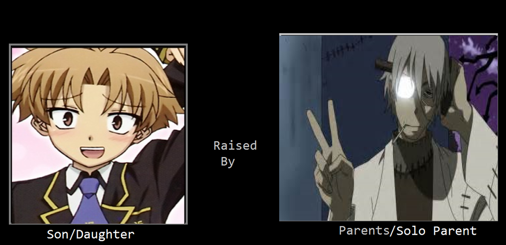 What if Akihisa was raised by  Franken Stein by imyouknowwho