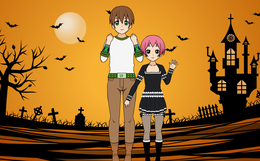 Ben and Crona Tennyson by imyouknowwho
