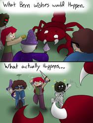 The sad truth (mini comic)