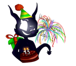 Happy birthday Devy! (Birthday gift) by FnafDrawingWorld